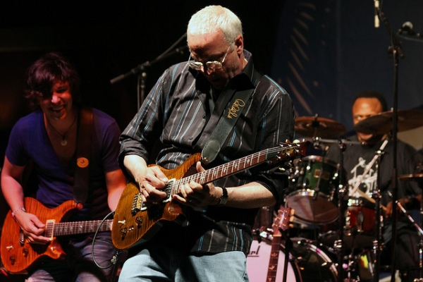 Paul Reed Smith aka PRS himself: Hätte er gewusst, woher sein Gitarrenhals stammt?